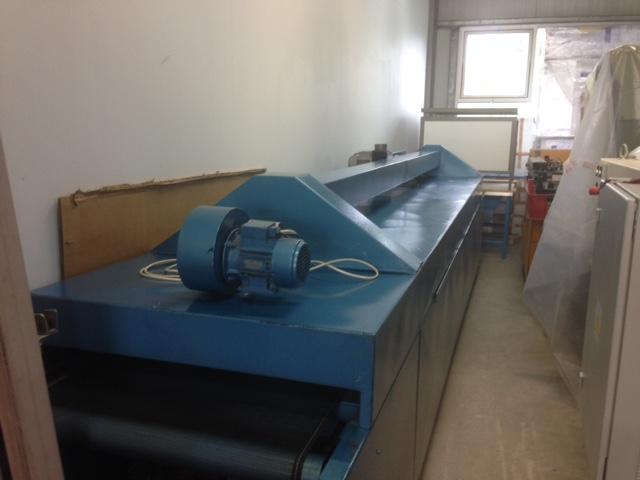 ESC IR-Dryer